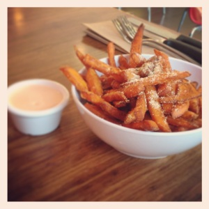 Sweetheart Fries