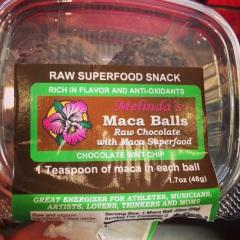 maca balls