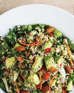 Quinoa Power Salad