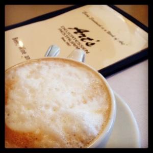 latte - arts
