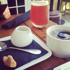 Kombucha and Coffee
