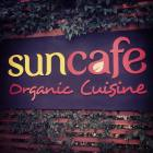 SunCafe Sign